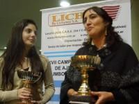 Claudia Amura. Campeona Argentina 2014