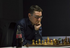 Norway Chess 2014, ronde 3: Caruana en tête